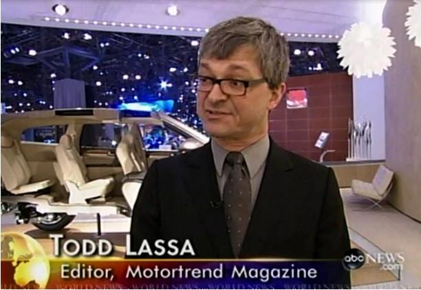 Motor Trend - Todd Lassa
