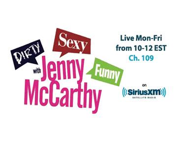 "Drunk Stoned or Stupid I siriusXM ""Dirty Sexy Funny w/Jenny McCarthy"""